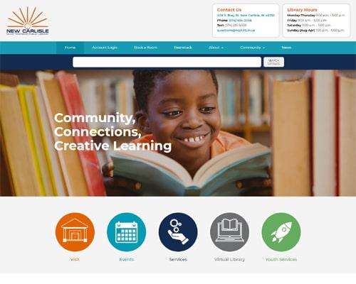 New Carlisle Library
