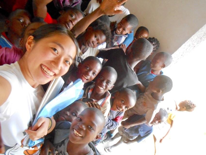 コンゴの子供たち