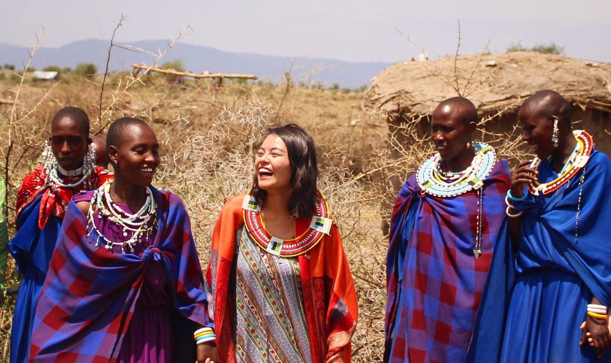 牛500頭で結婚しよう!女子大生が語るケニアで日本人がモテた3つの理由