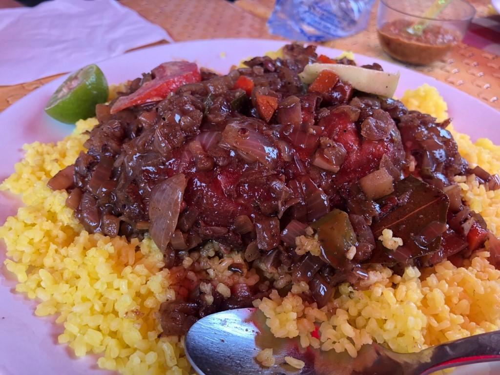 おもてなしの国!?セネガル渡航記②〜コスパ最強♡セネガルの食文化〜