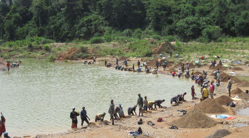 【8月30日TICAD7公式イベント】西アフリカの手掘りダイヤモンド採掘に関するシンポジウム