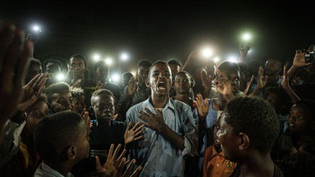 スーダン蜂起の写真がワールドプレス2020を受賞