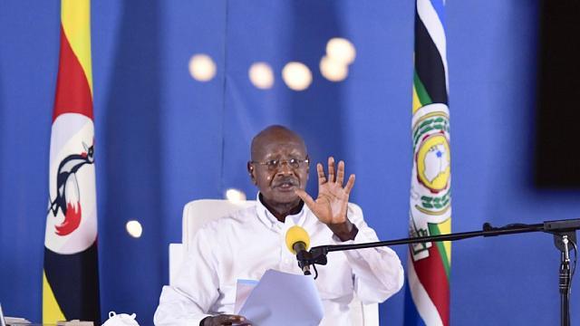 「あなたは神ではない」ウガンダの大統領はWHOへ慎ましさを要求