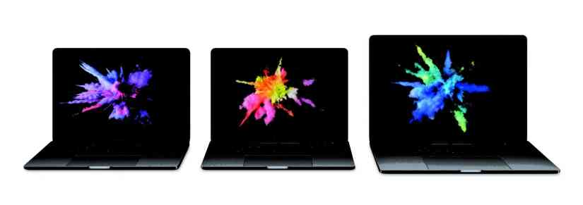 13 and 15 inch MacBook Pro