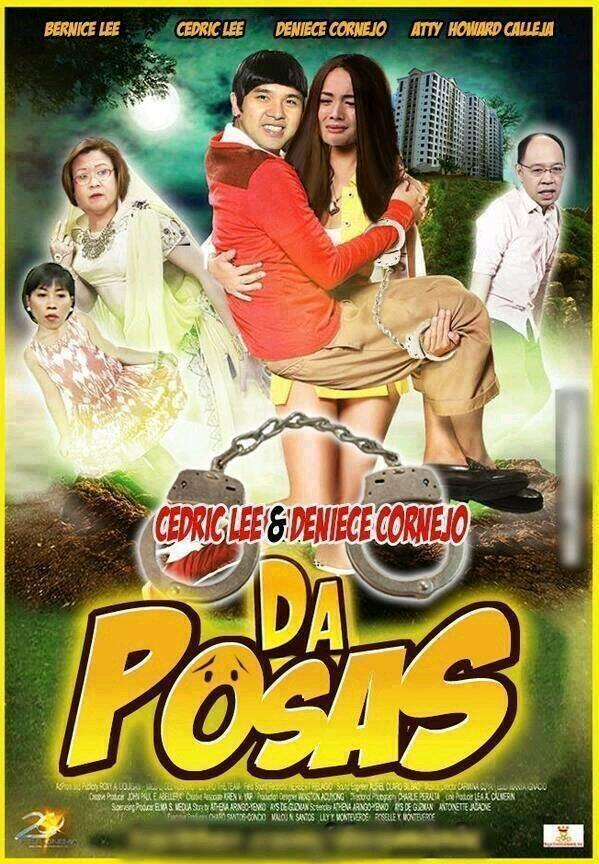 Now showing #daPOSAS