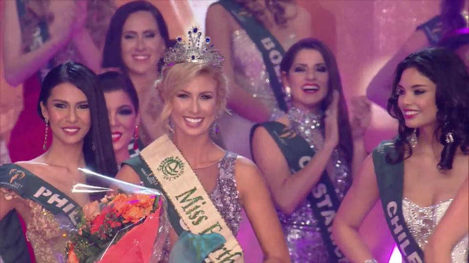 Miss Earth Water 2015: Britanny Payne from the USA