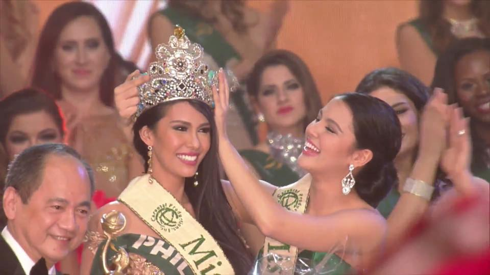 Miss Earth 2015: Angelia Ong