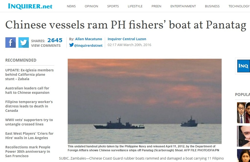 Photo from inquirer.net
