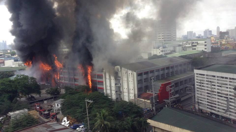 all about juan  u00bb  breaking news  university of the east  ue  manila is on fire    all about juan