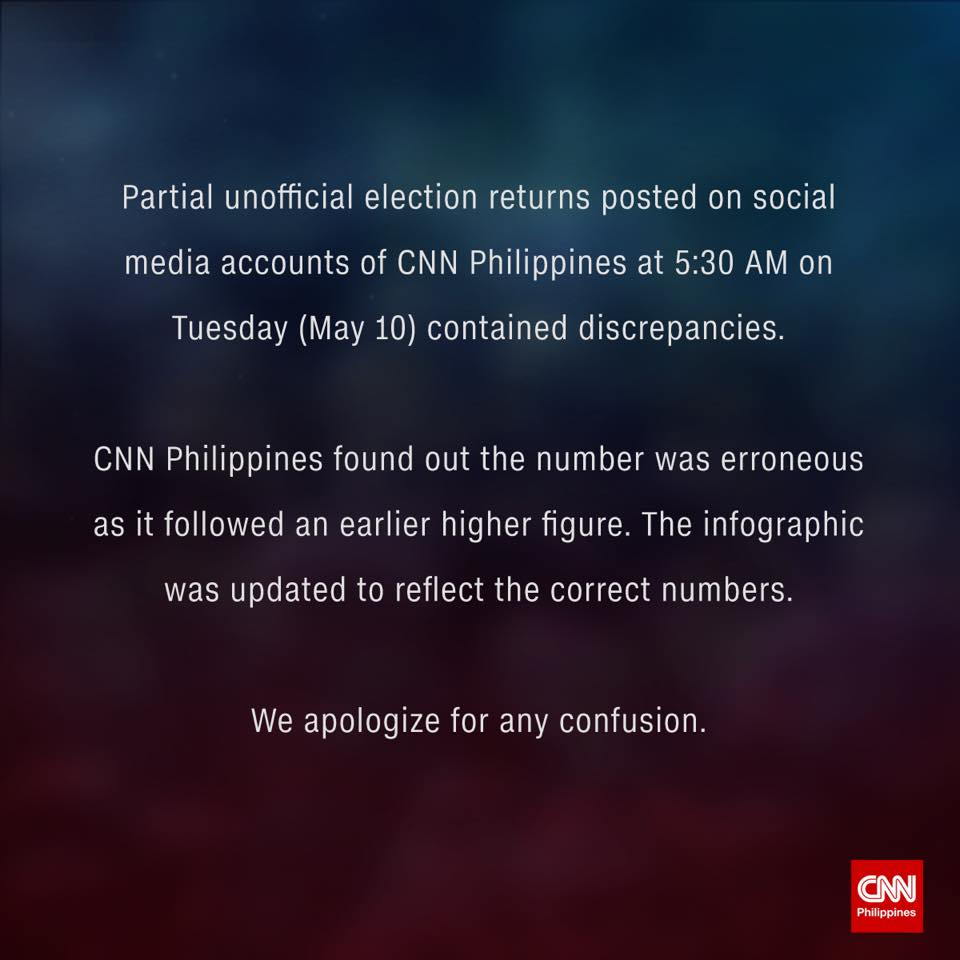 Photo from Facebook: CNN Philippines