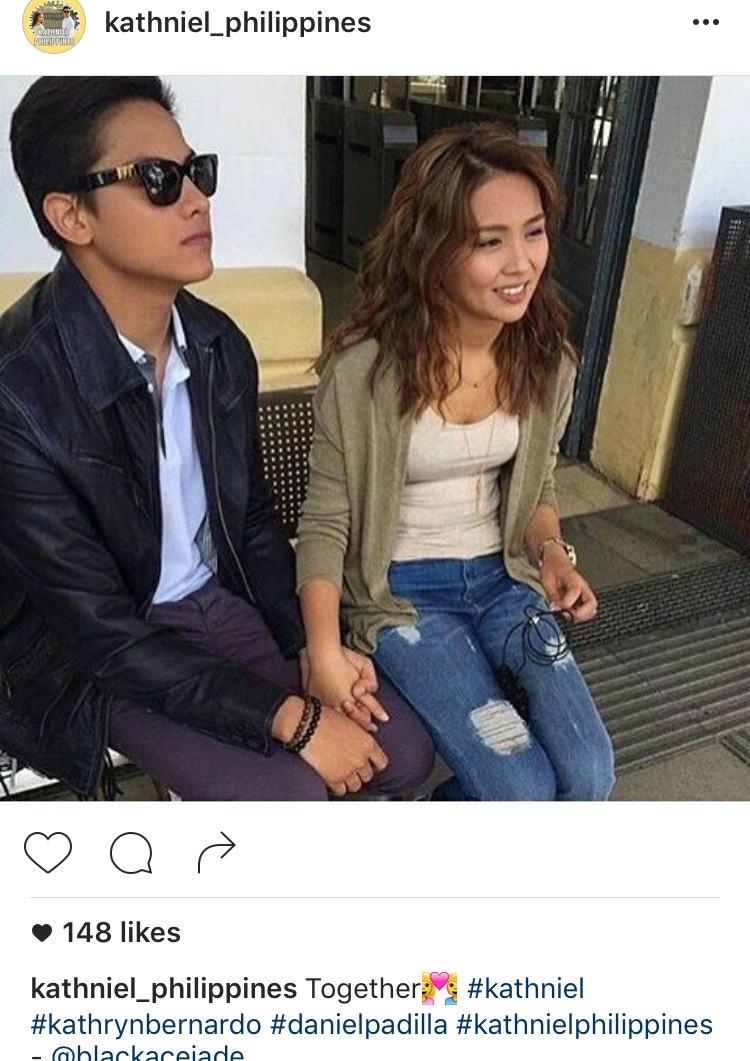 Photo from Instagram: kathniel_philippines