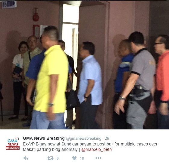 Photo from Twitter: GMA News Breaking