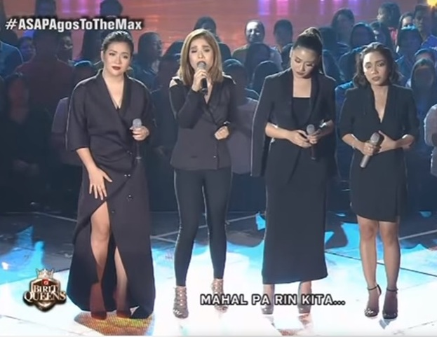Birit Queens sing songs of OPM Icons