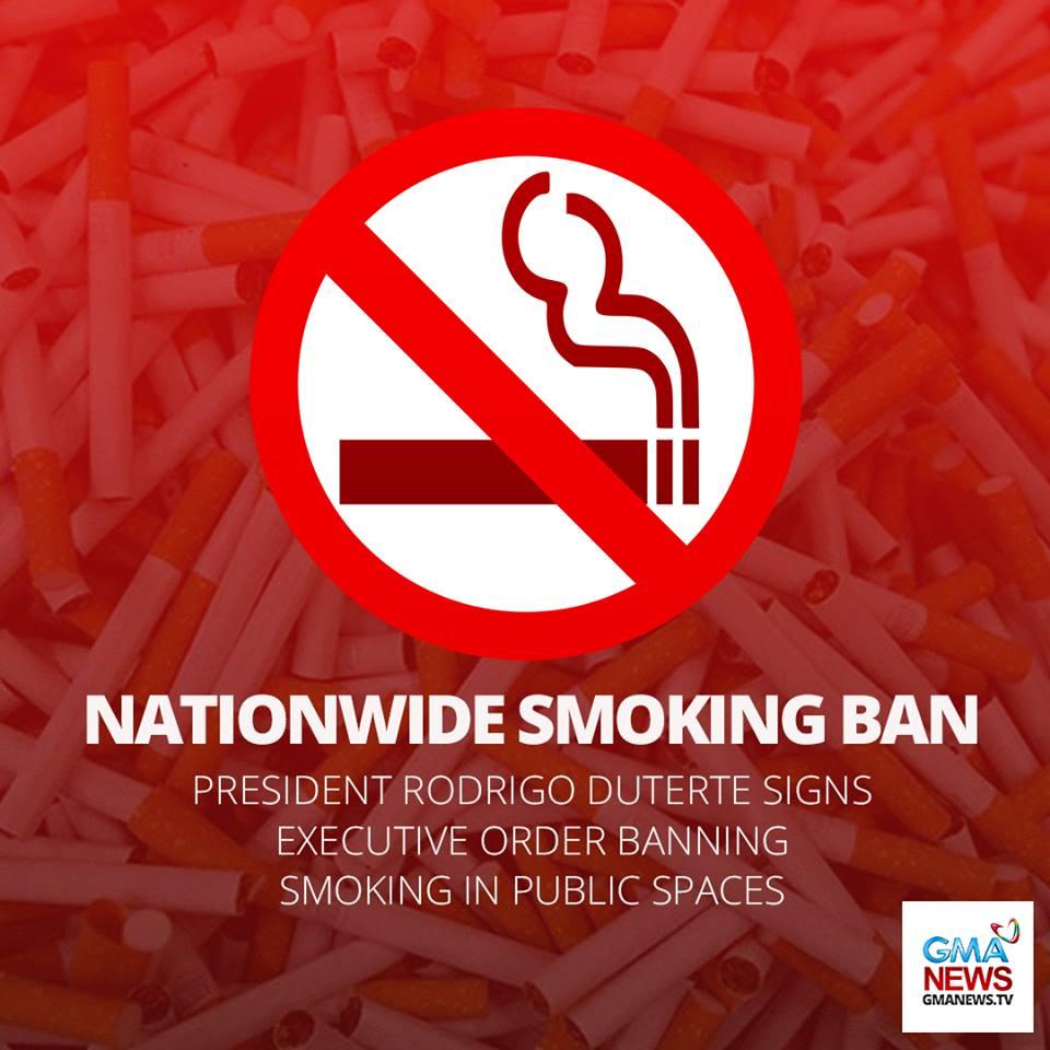 philippine nationwide smoking ban