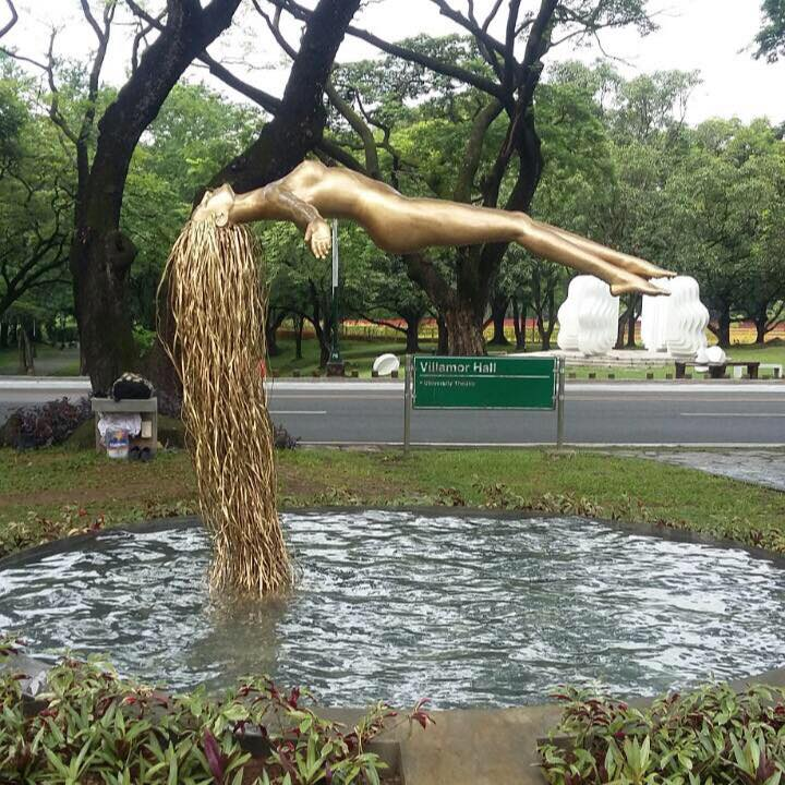 'Female Oblation' displayed in UP Diliman3