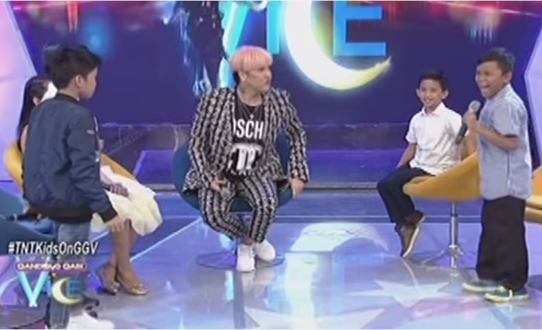 [VIRAL] Vloggers on Youtube goes crazy in Tawag Ng Tanghalan Kids' guesting on GGV!