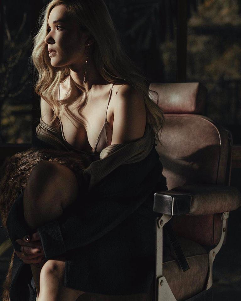 Emmanuelle Vera sexy photos