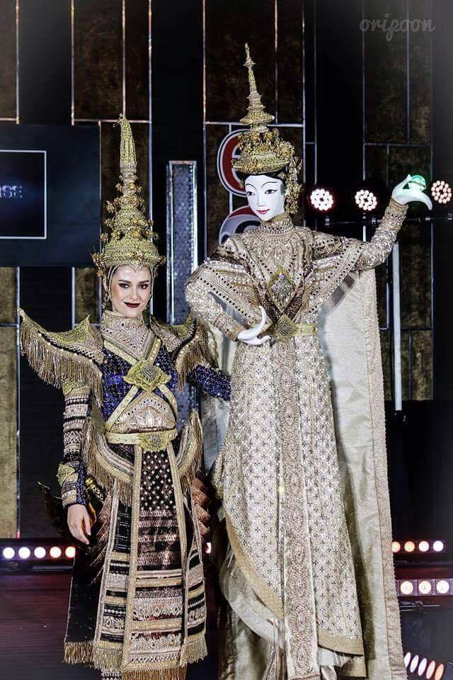 thailand national costume miss universe 2017