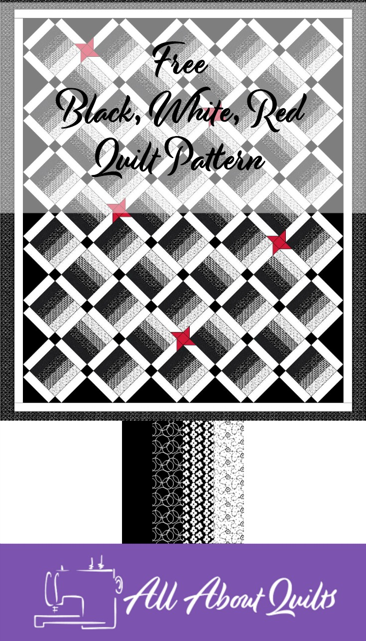 Black White Quilt : black, white, quilt, Joannes, Designs, Week35