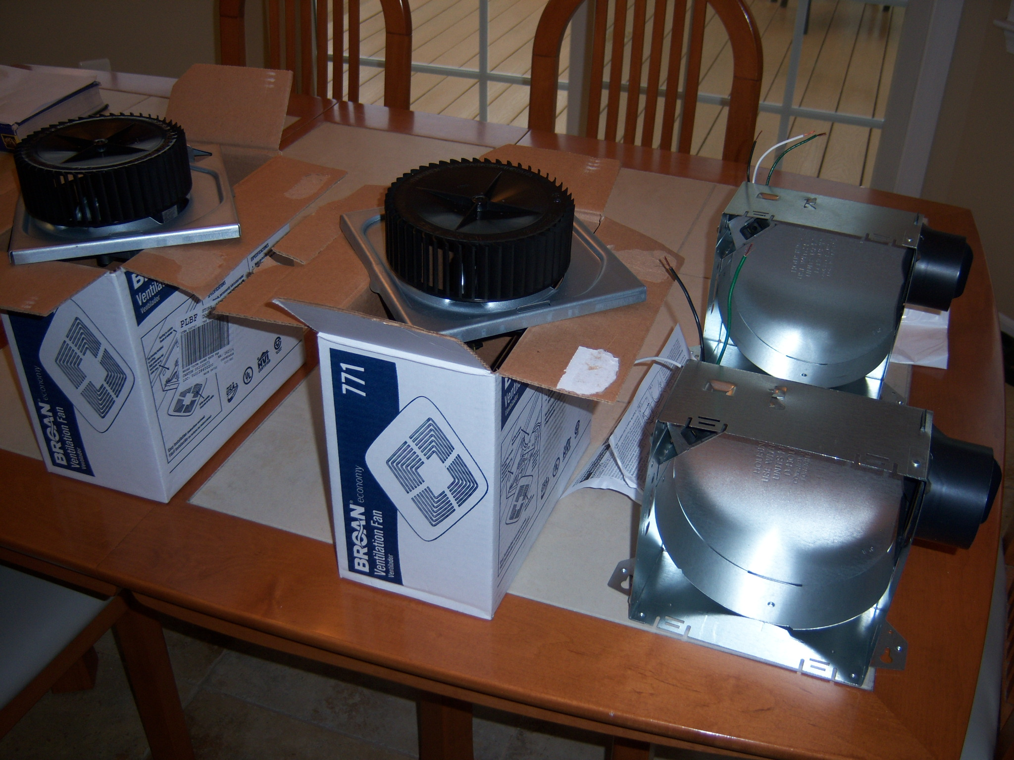 How To Install A Bathroom Exhaust Fan Installing A Bathroom Ventilation Fan All About The House