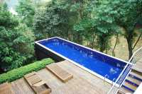Resistance Lap Pool Magnificent What Is A Lap Pool With ...