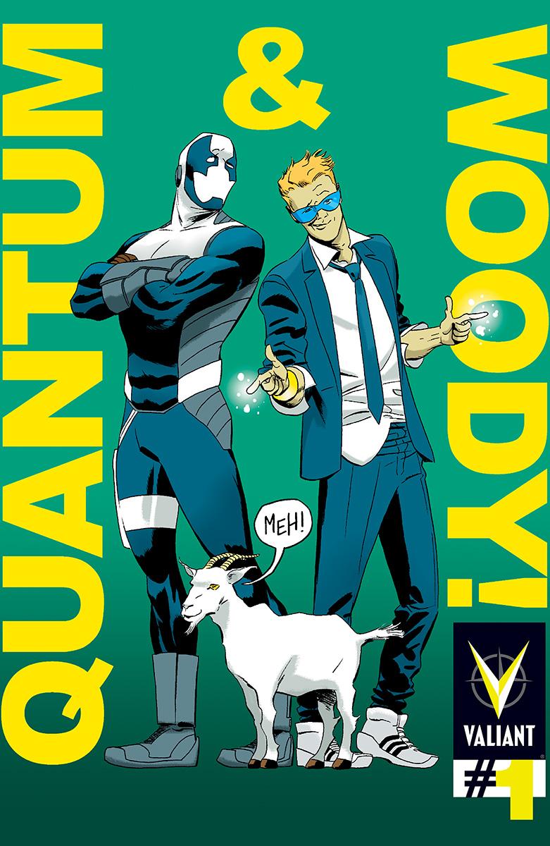 Quantum and Woody