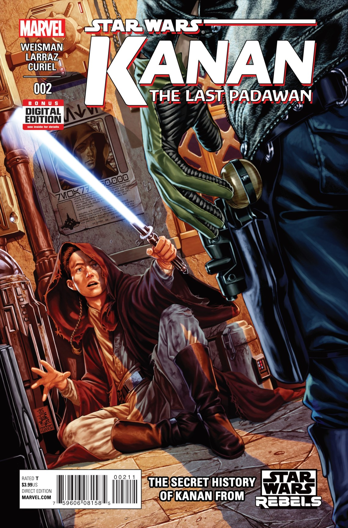 Kanan: The Last Padawan #2