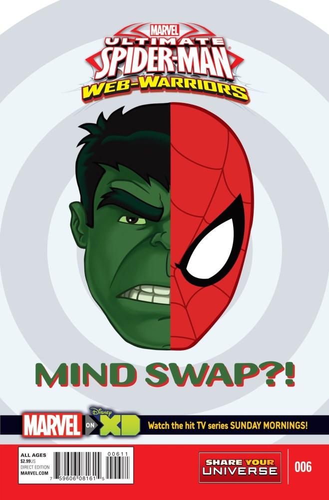 MarvelUniverseUltimateSpider-ManWebWarriors006cvr