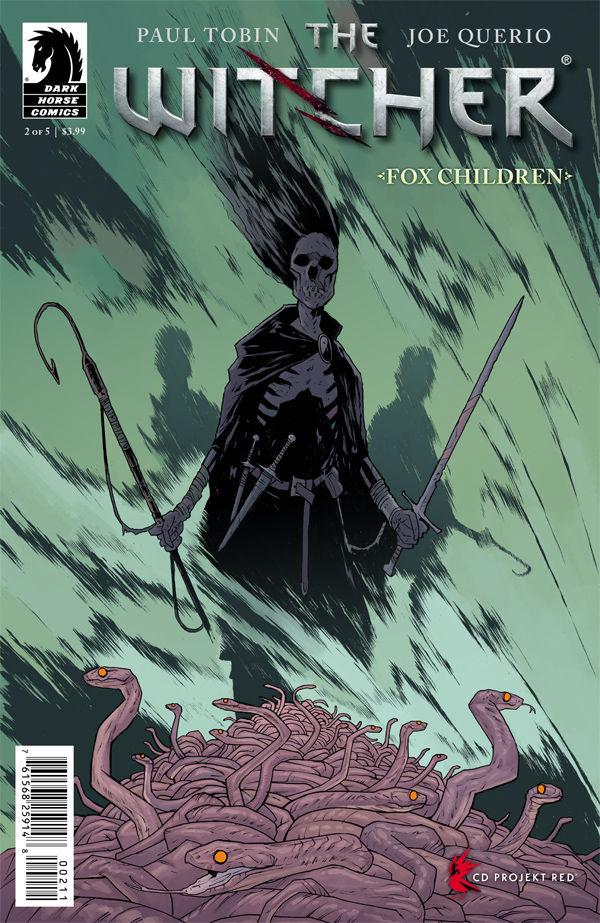 THE WITCHERFOXCHILDREN002cvr