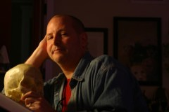 Mike Mignola (photo by Christine Mignola)