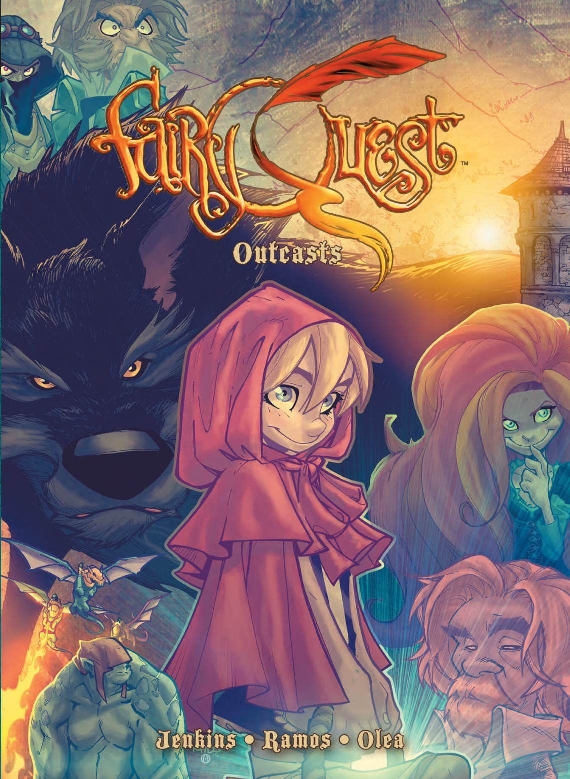 FairyQuest_Outcasts_TPB_cover
