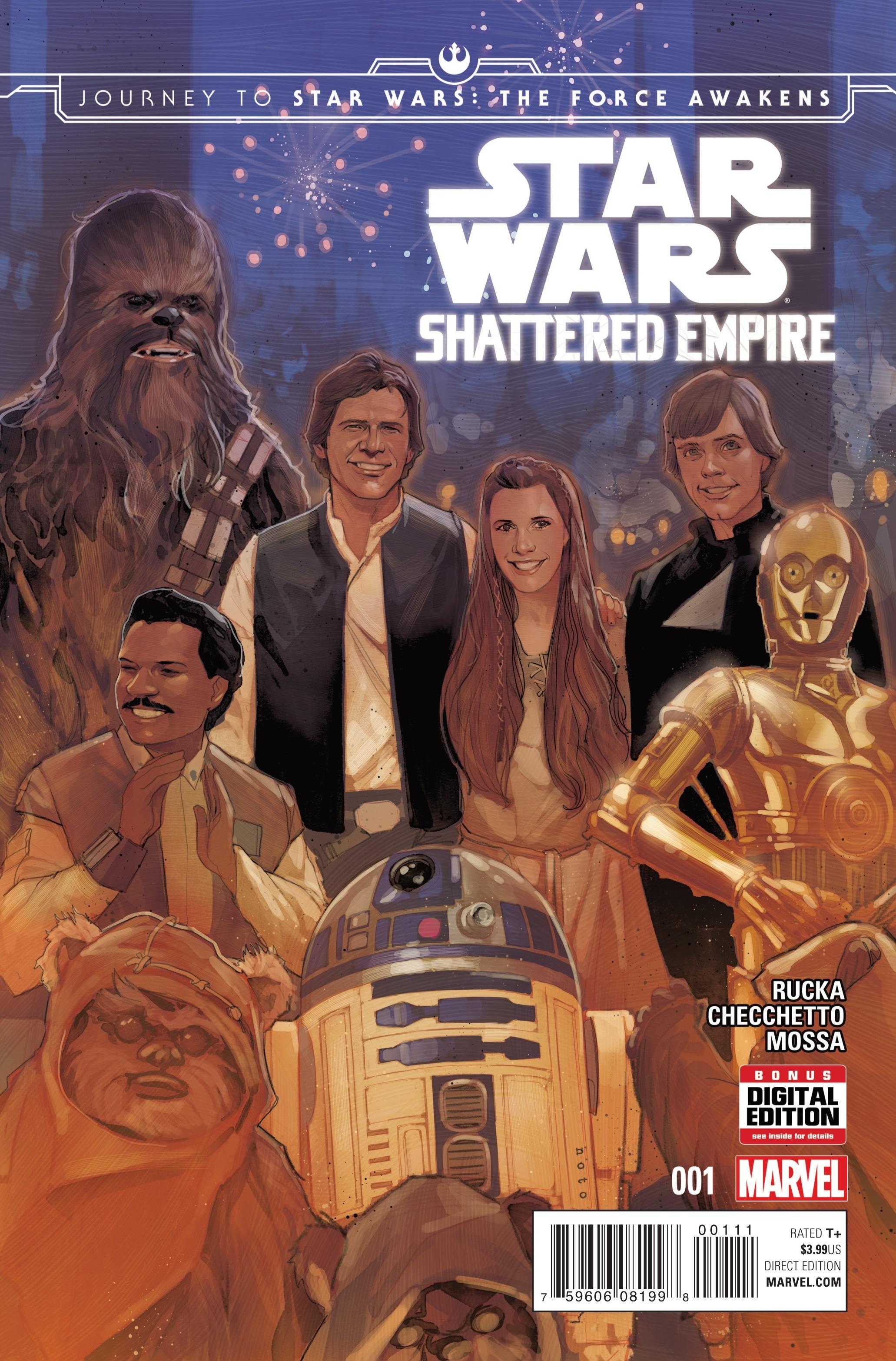 Journey to Star Wars The Force Awakens #1cvrA