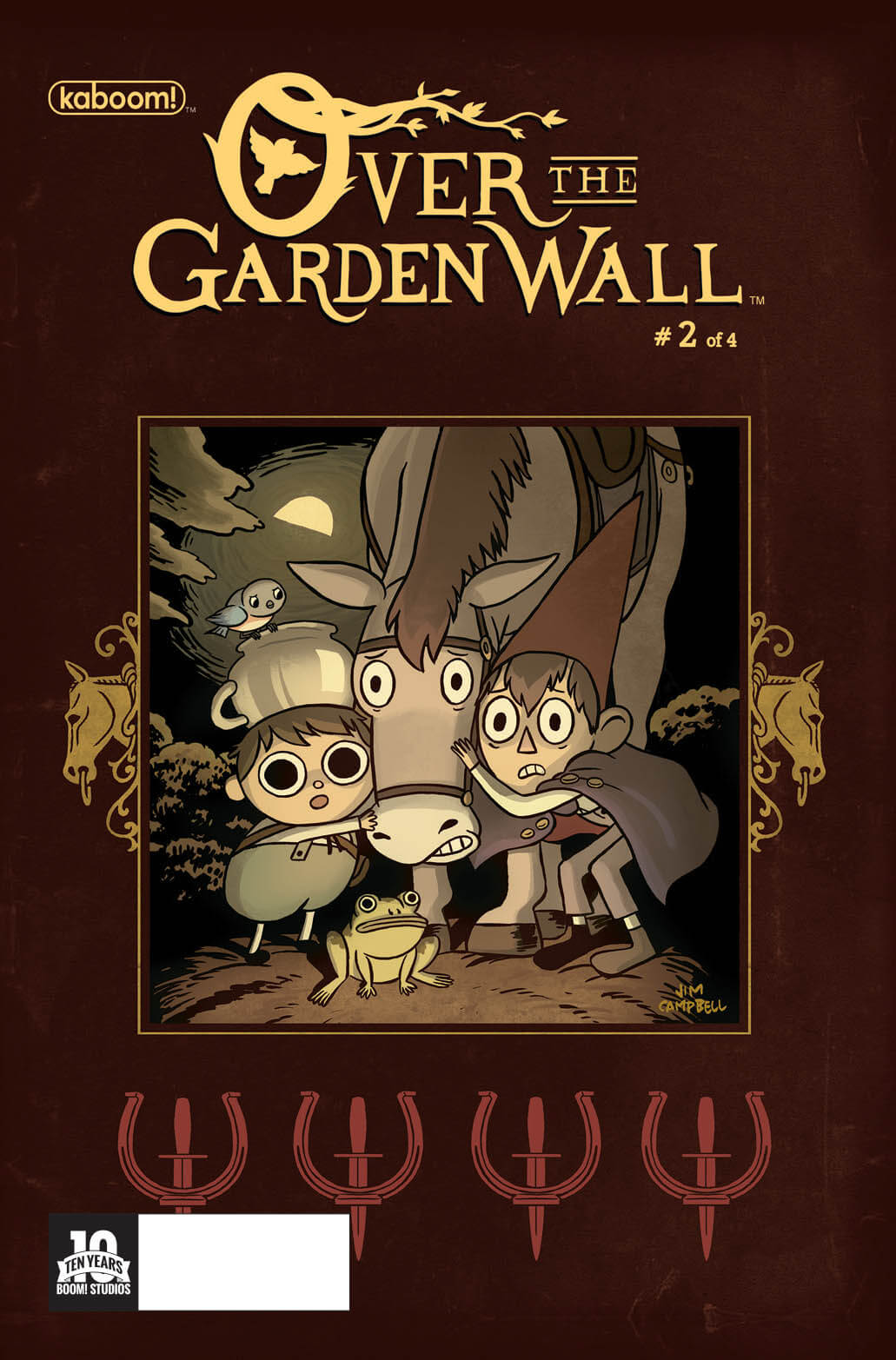 Preview: Over the Garden Wall #2 (of 4) - All-Comic.com
