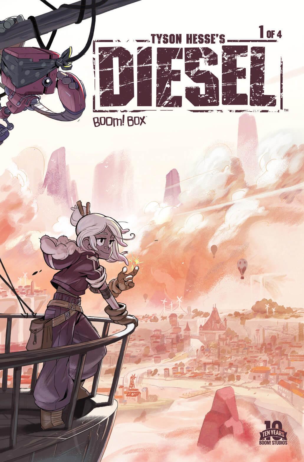 Tyson Hesse: Diesel #1