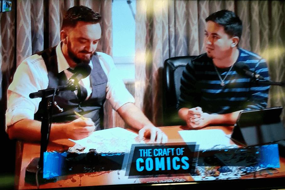 Craft Of Comics Inking