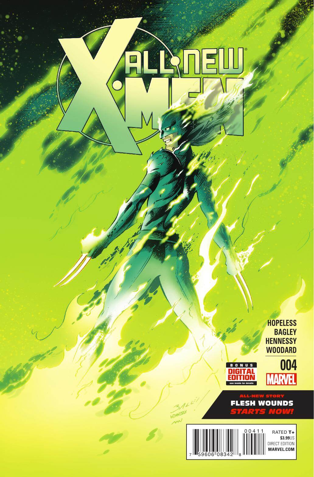 ALL-NEW X-MEN #4