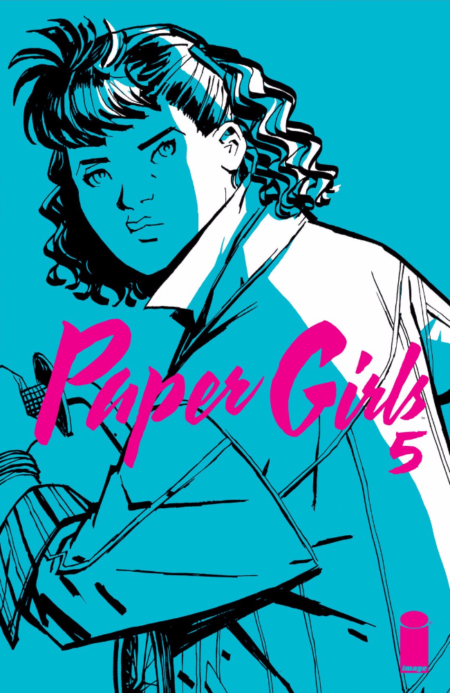 PAPER GIRLS AD
