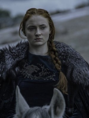 Sansa has easily been the breakout character of season six.