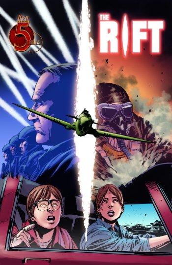 The Rift Comic