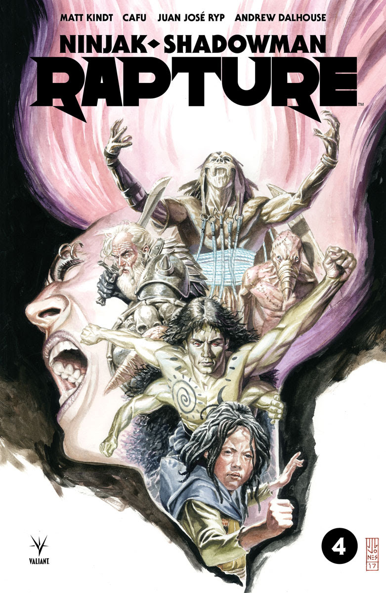 Image result for rapture #4 valiant comics