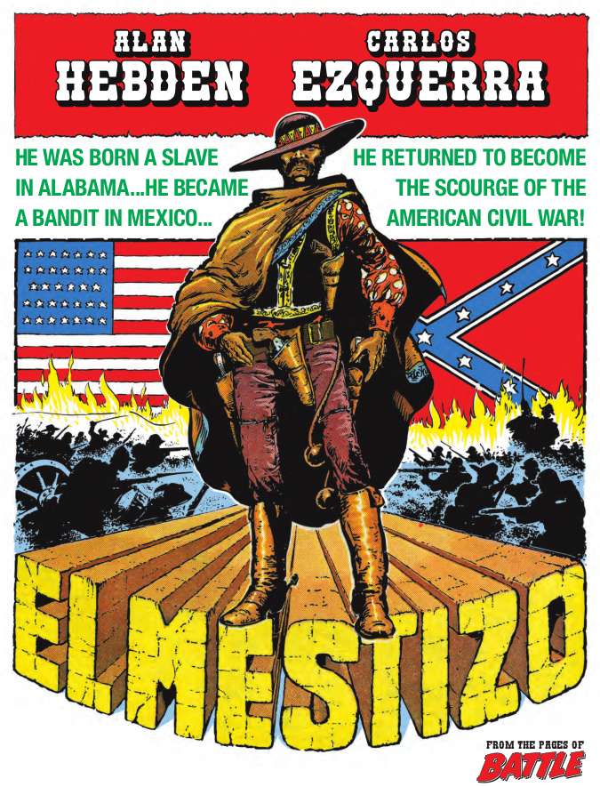 Cover art for El Mestizo
