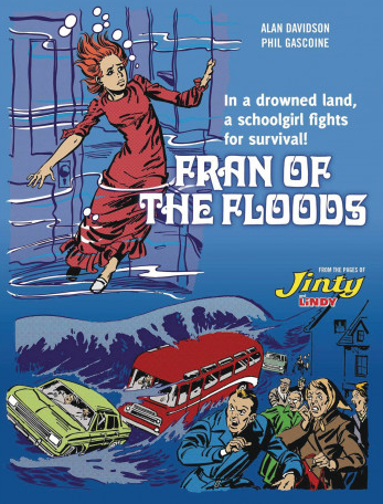 Cover image for Fran of the Floods