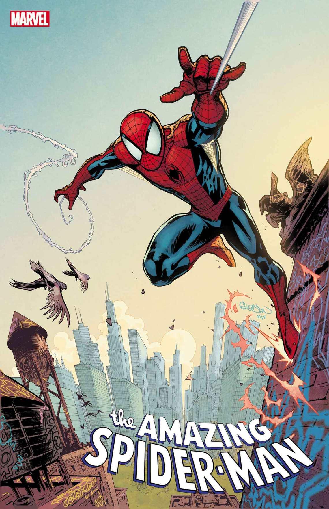 Marvel Solicitations October