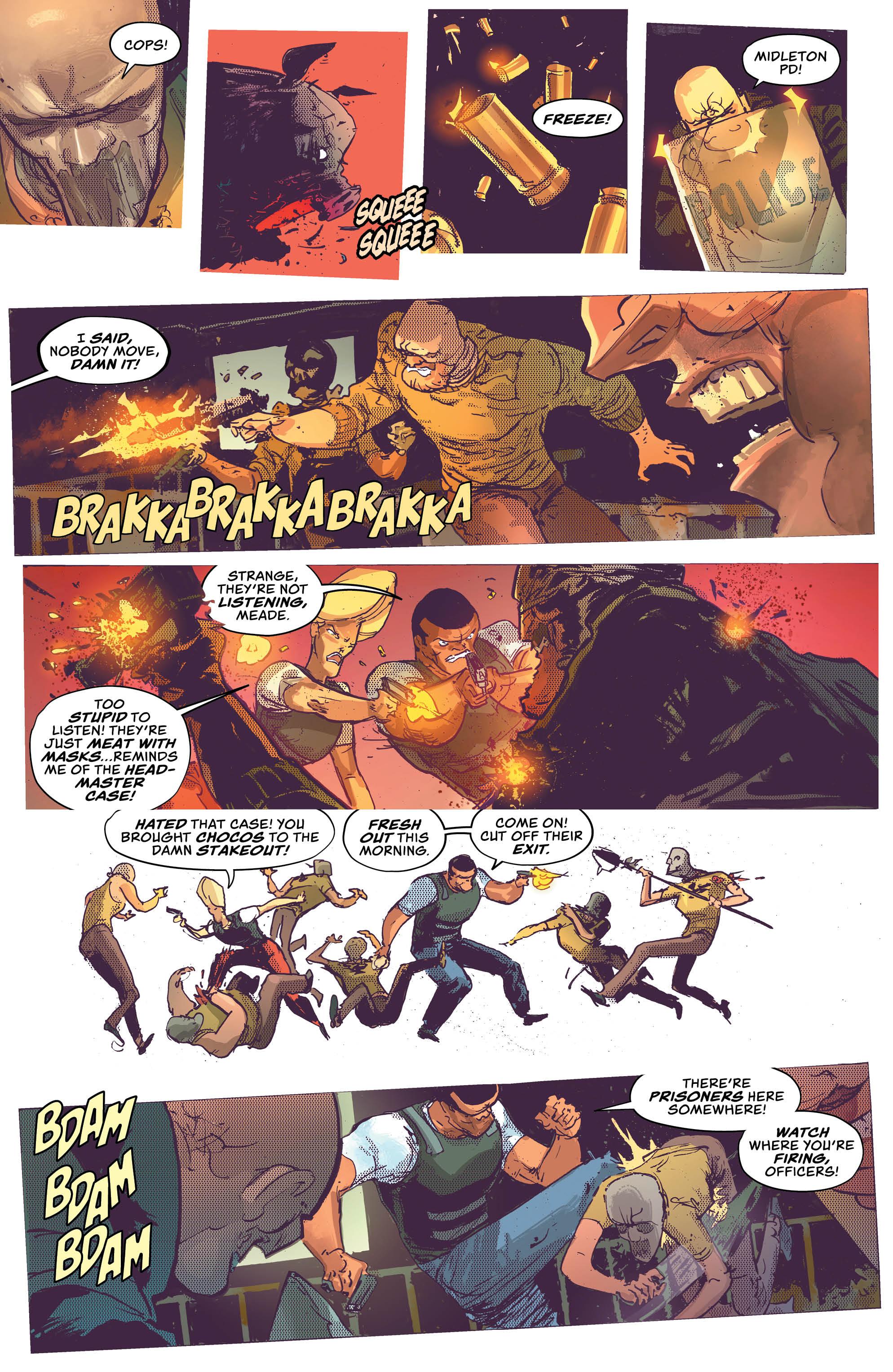 Martian Manhunter #7