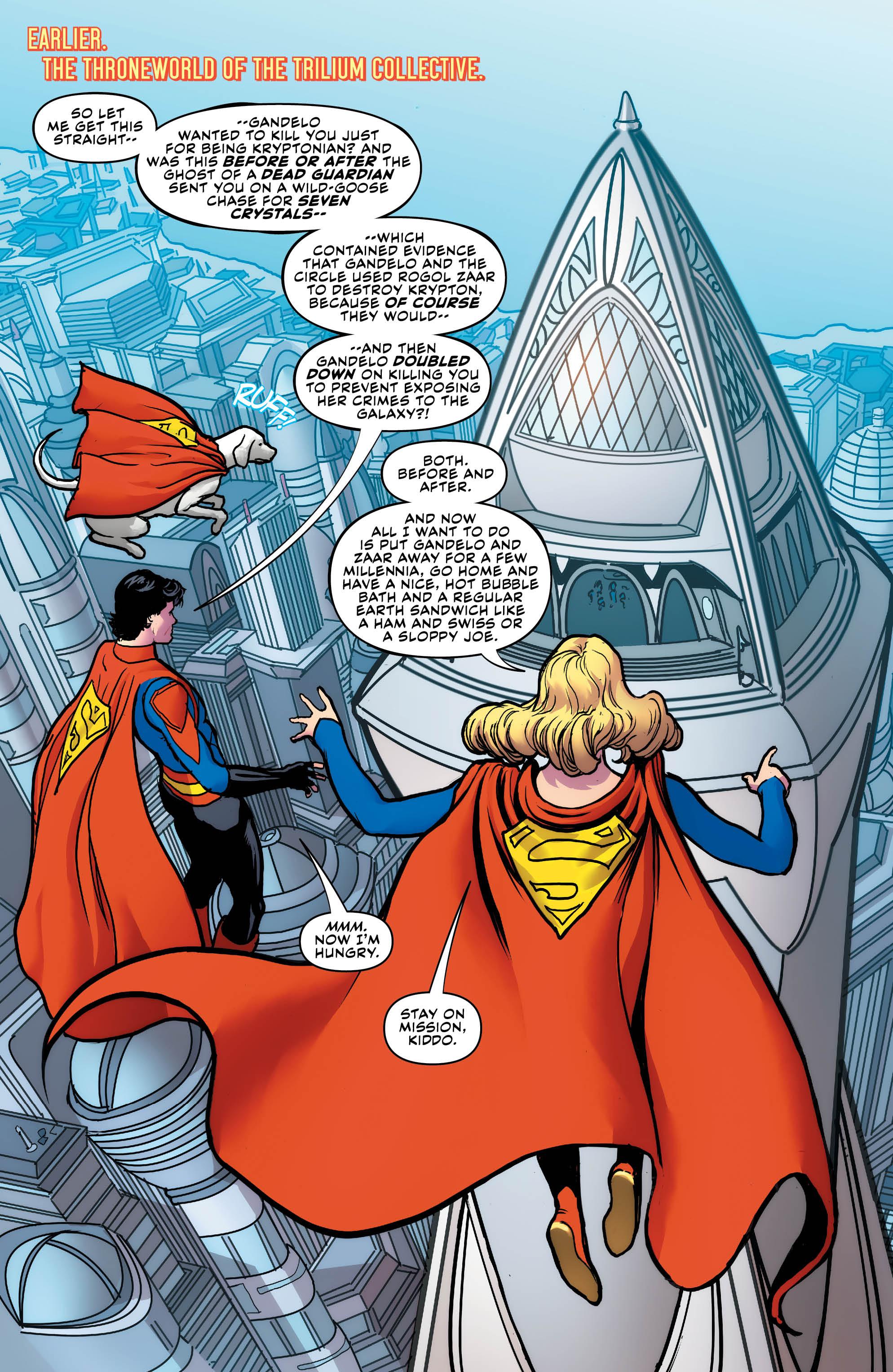 Supergirl #32