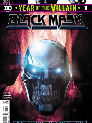 black mask: year of the villain #1