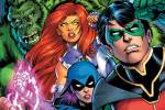 titans burning #1