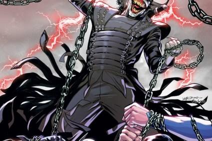 corrupted batman who laughs