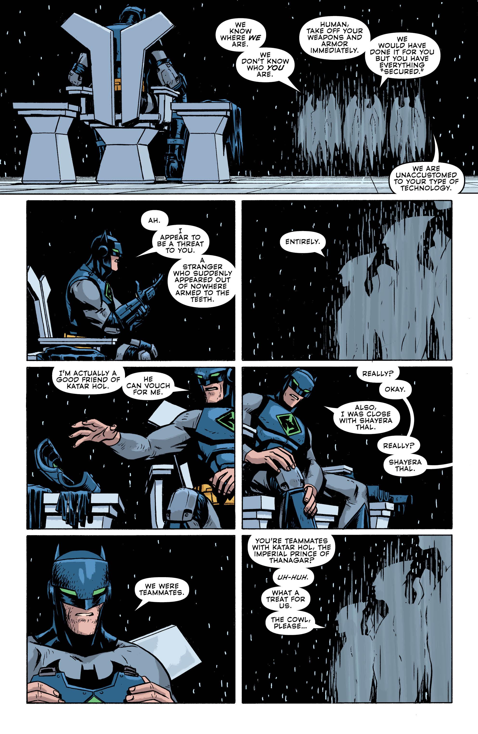 batman universe #3