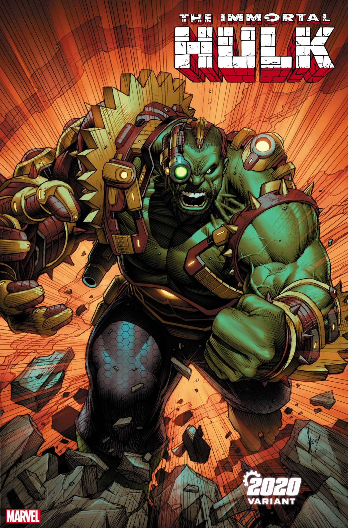immortal hulk #28